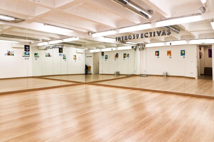 Escuela Baile Aluche Madrid