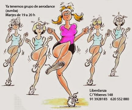 clases zumba