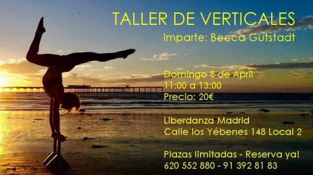 Taller verticales Becca 08_03_2018