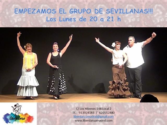 Inicio Curso Sevillanas 2018_2019
